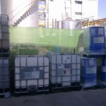 almacenamiento de productos quimicos insht
