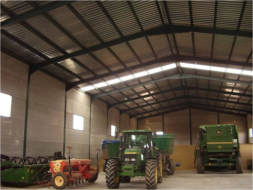 Naves agricolas for Constructores de naves agricolas