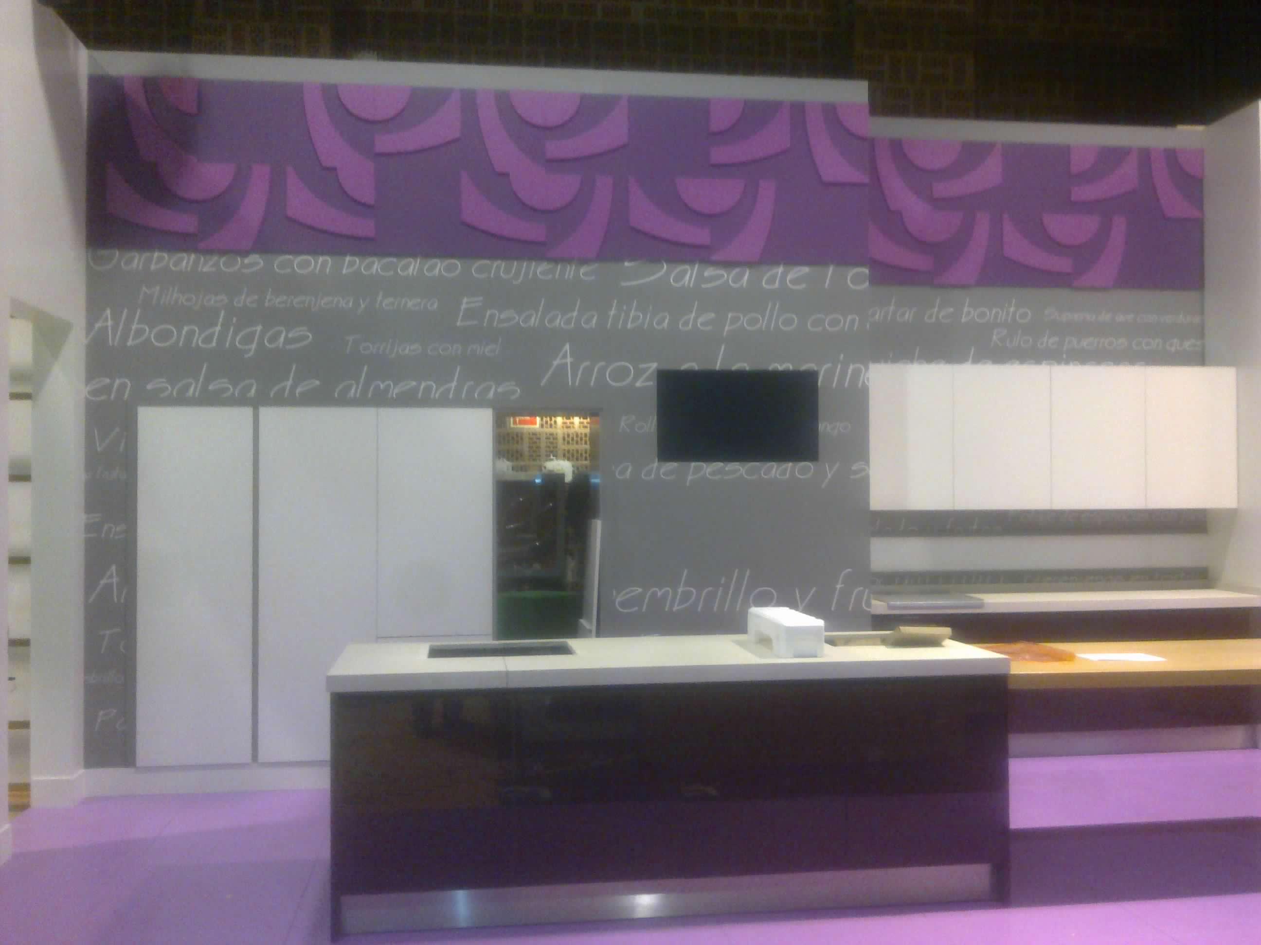 Proyecto de decorado de cocina con sergio - Television cocina ...