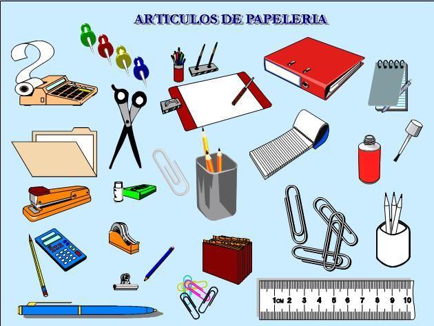 Papelerias for Descripcion de una oficina