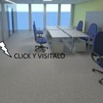 visión interactiva oficina
